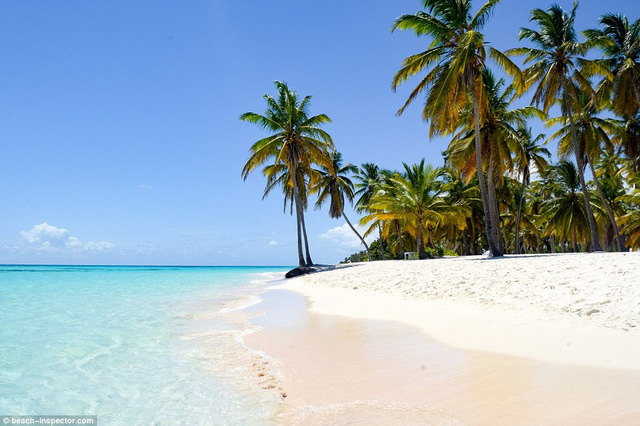 Bạn có biết đâu là những bãi biển đẹp nhất thế giới?